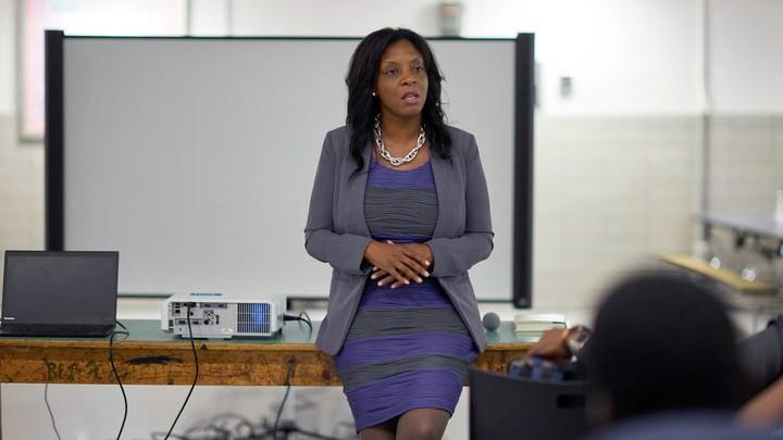 Principal Nadia Lopez