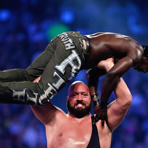 Pro Wrestling Is Fake But Its Race Problem Isn T The Atlantic