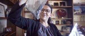 Former Michigan State Representative Rashida Tlaib had samples of petcoke dust tested for toxicity.