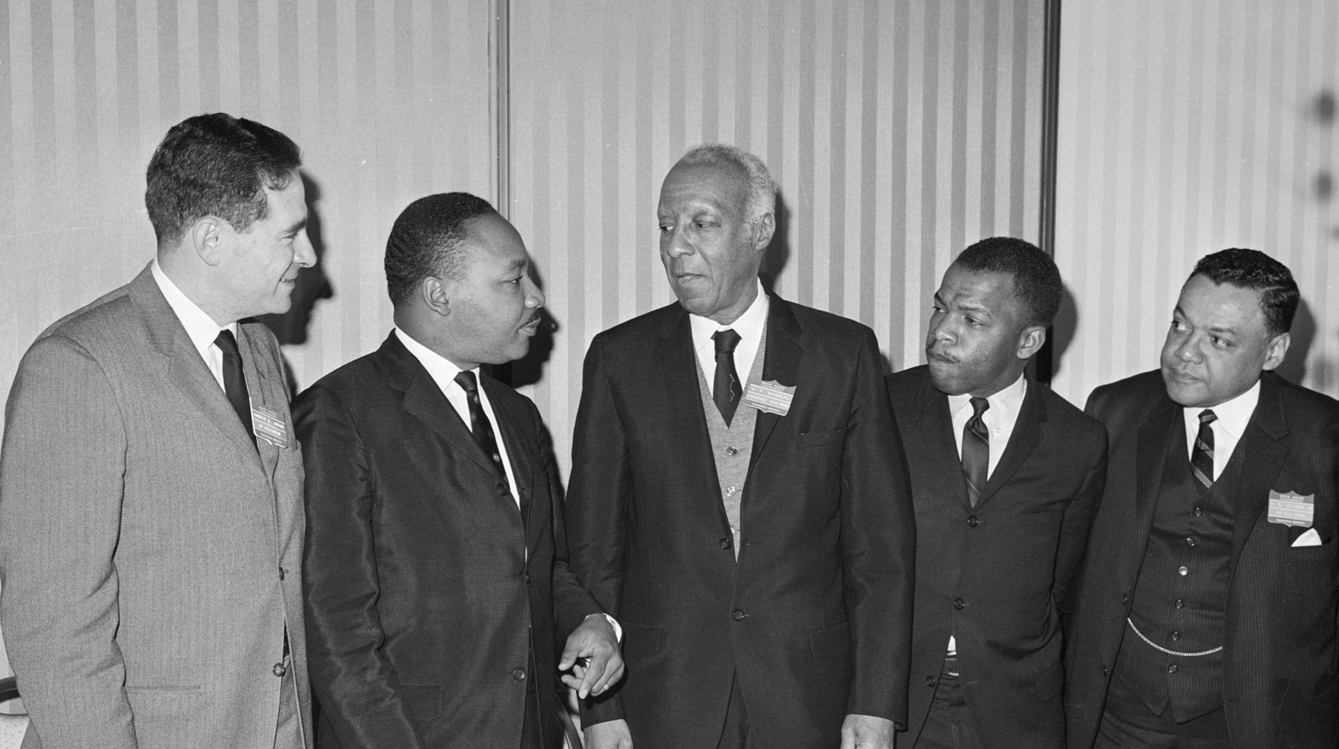 photo: Abram, King, Randolph, Lewis, Coleman