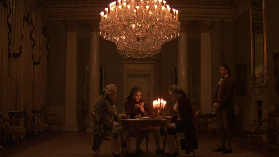 A still from Stanley Kubrick's 'Barry Lyndon'