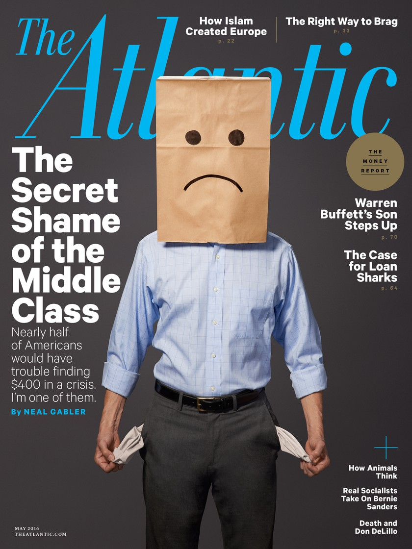 May 2016 Issue The Atlantic