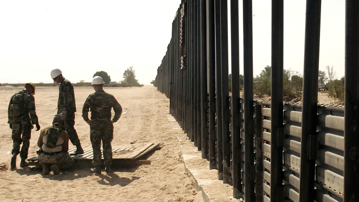 National Guard on the U.S.-Mexico border