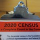 An informational pamphlet about the 2020 census