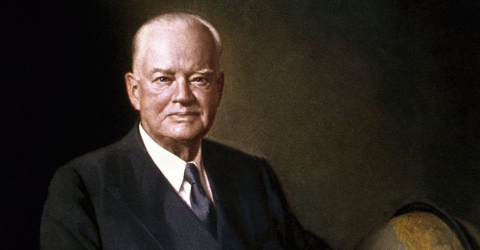 A New Biography Finally Does Justice to Herbert Hoover's Legacy - The Atlantic