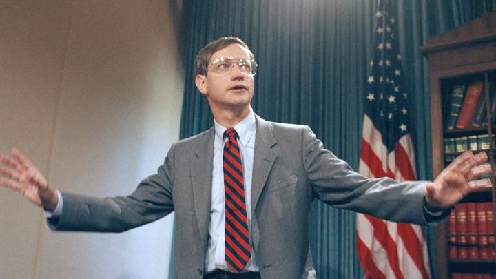 Frank McCloskey in 1985