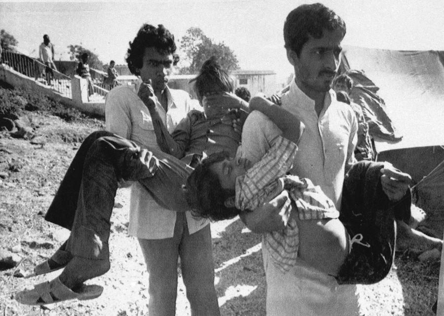 فاجعه در بوپال