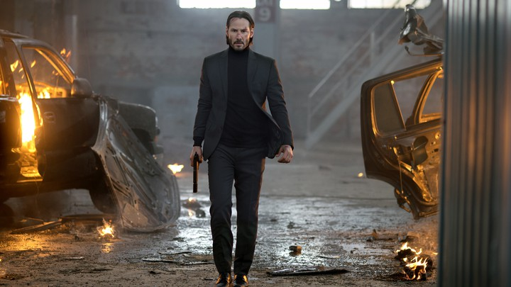 John Wick Reviewed An Idiot Killed His Puppy And Now Everyone Must Die The Atlantic