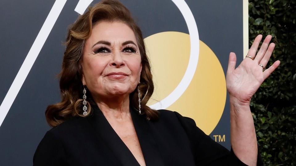 Roseanne Barr in 2018