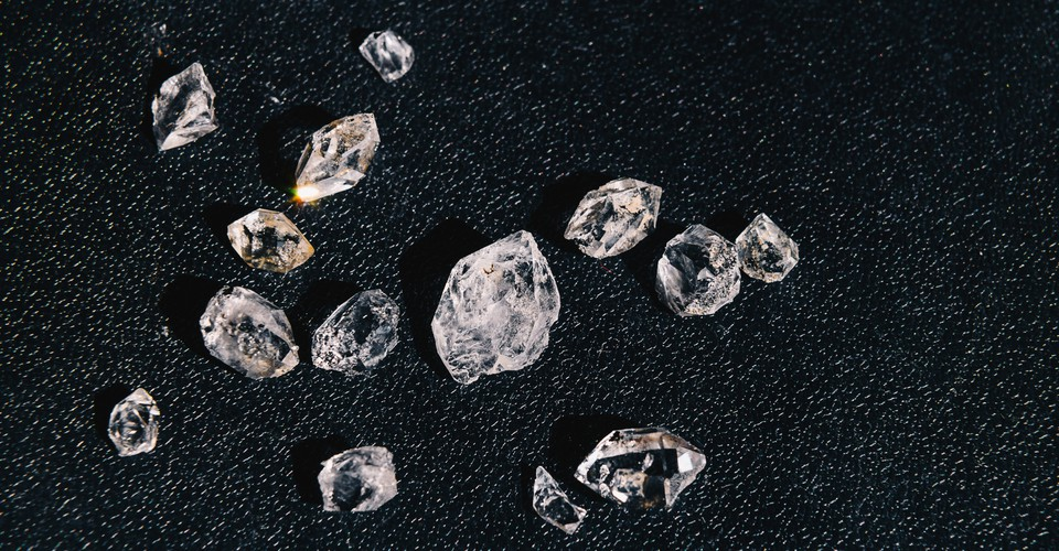 Diamonds Aren't Special and Neither Is Your Love