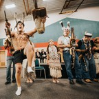 The Wiyot tribe celebrates the land return in an October 21 ceremony.