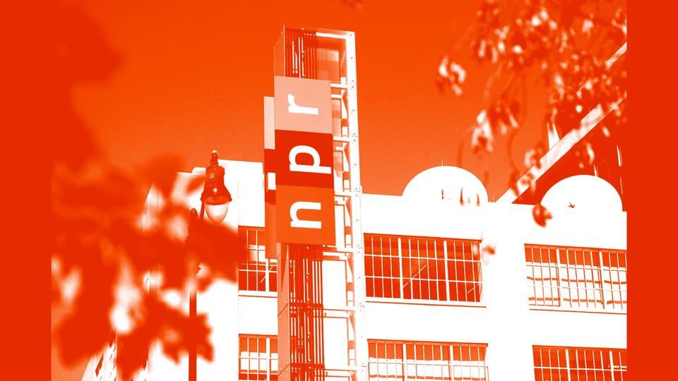 The NPR headquarters