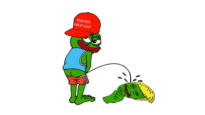 The Creator Of Pepe The Frog Talks About The Alt Right The Atlantic