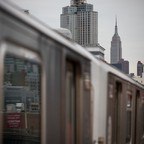 photo: subway in NYC