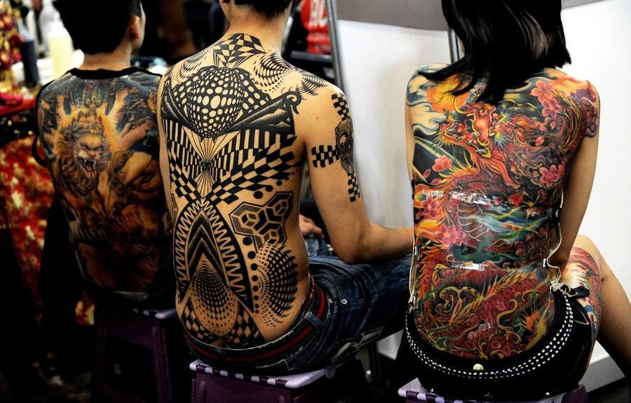 Tattoos The Atlantic