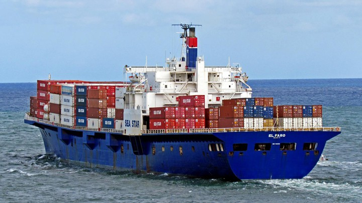 Coast Guard Cargo Ship El Faro Sank In