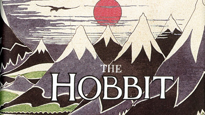The cover image of 'The Hobbit'