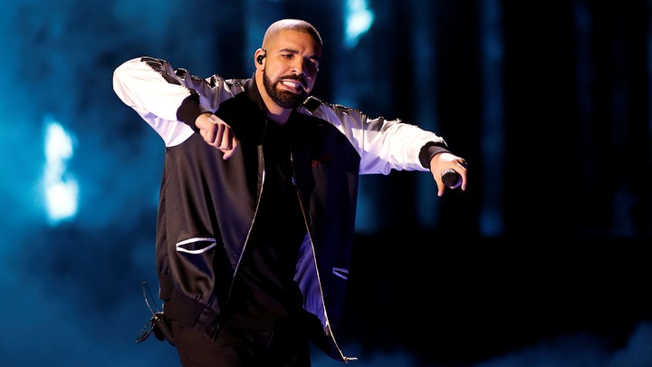 Drake performs during the iHeartRadio Music Festival in 2016