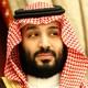 The crown prince of Saudi Arabia, Mohammed bin Salman
