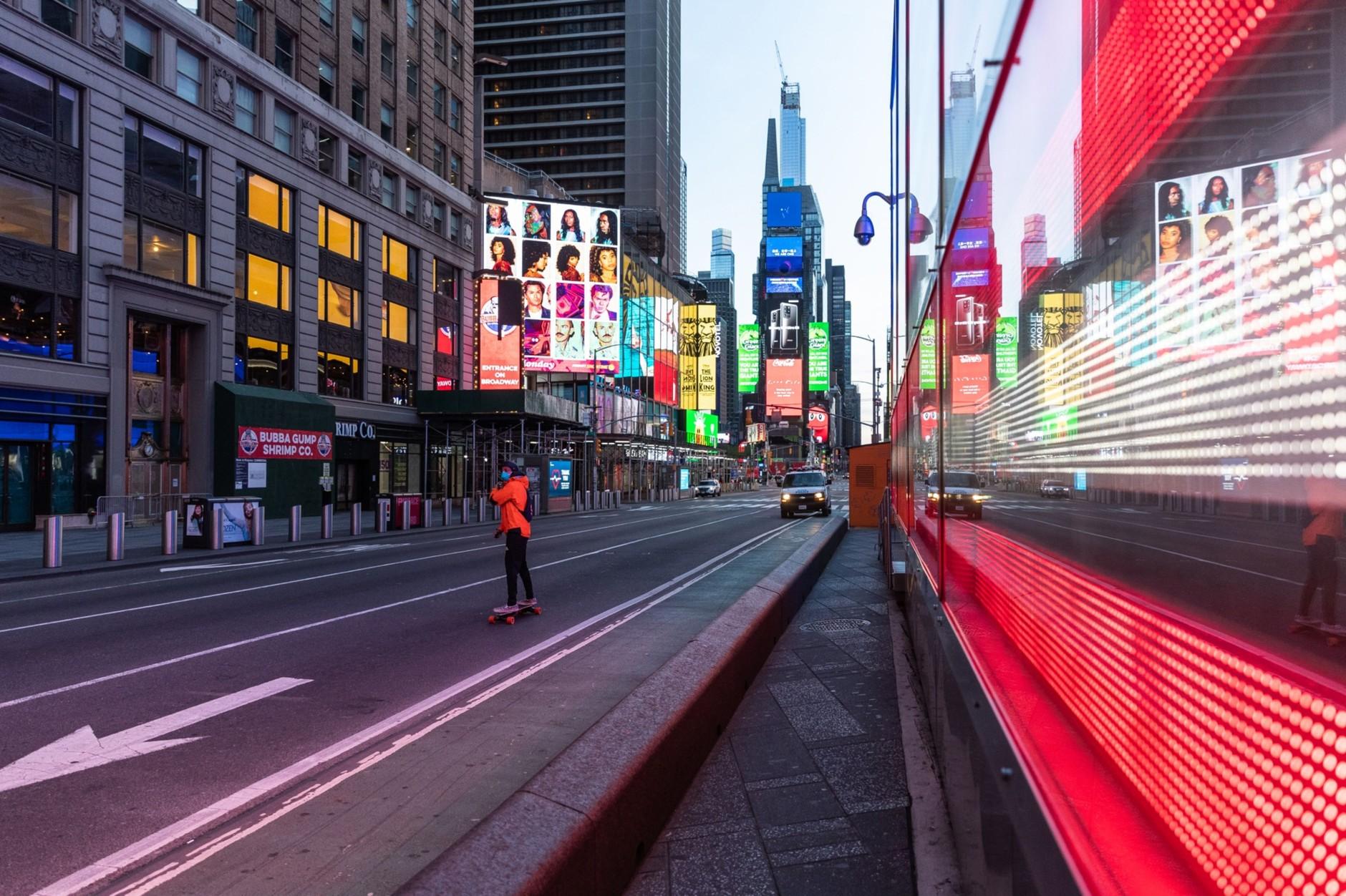 The Cities Reshaping Their Streets Under Coronavirus