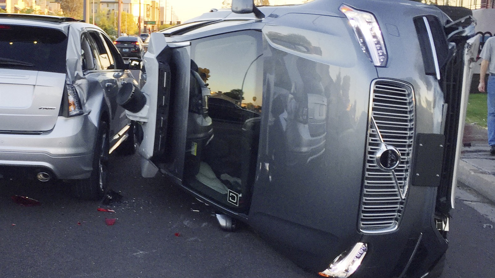Driver Finally Held Accountable for Fatal Uber Crash