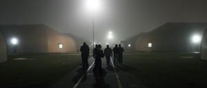 A Texas correctional center in 2008