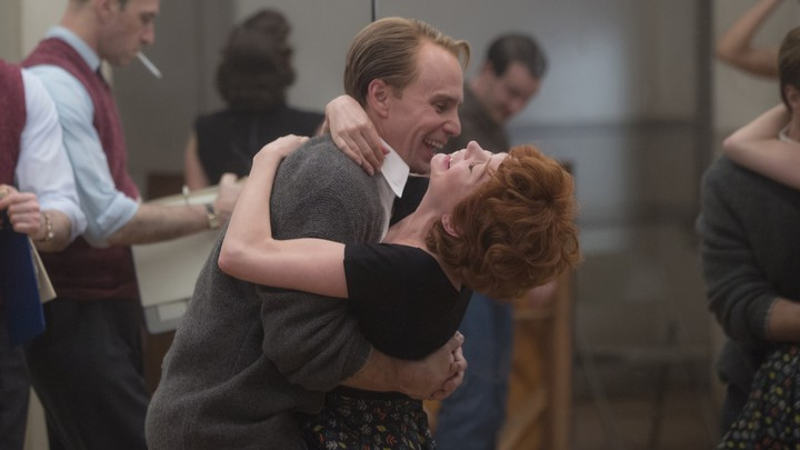 Sam Rockwell and Michelle Williams in 'Fosse/Verdon'