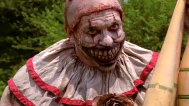 American Horror Story Freak Show And The History Of The Scary Clown The Atlantic