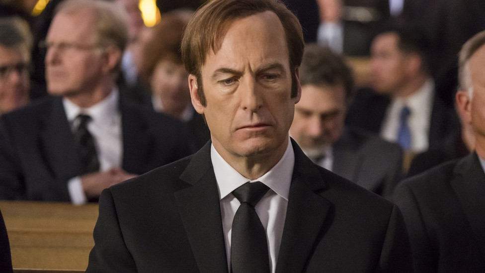 Bob Odenkirk as Jimmy in 'Better Call Saul'
