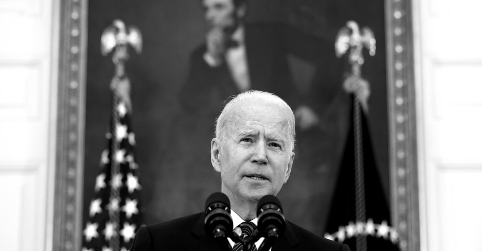 Biden Doesn't Have an Answer to America's Crime Spike