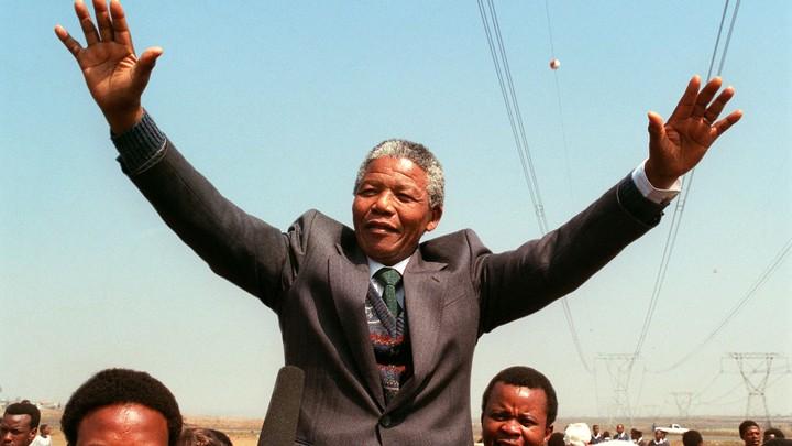 Nelson Mandela Was Prepared To Die 49 Years Ago The Atlantic