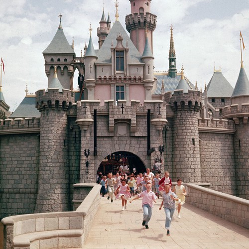 Opening Day At Disneyland Photos From 1955 The Atlantic