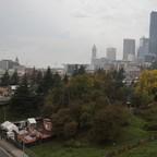 A homeless encampment in Seattle in 2015