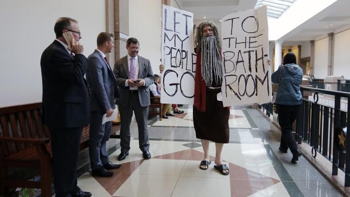 The Businesses Against The Texas Bathroom Bill The Atlantic