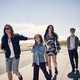 Sam (Pamela Adlon), Duke (Olivia Edward), Max (Mikey Madison), and Frankie (Hannah Alligood) in FX's Better Things