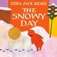 The cover of 'The Snowy Day' by Ezra Jack Keats.
