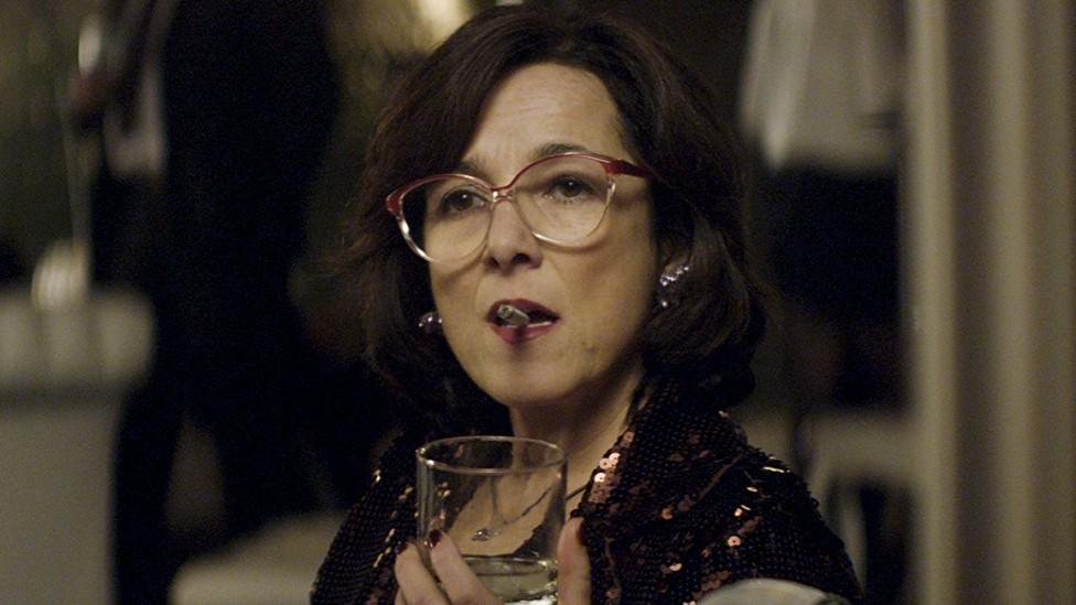 Paulina Garcia as the heroine of 'Gloria'