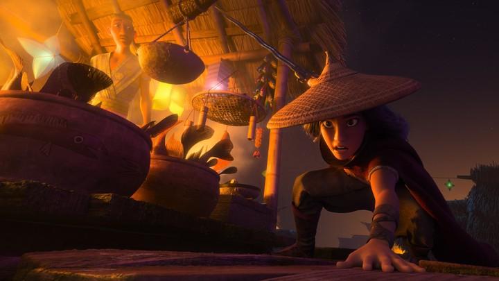 'Raya and the Last Dragon'