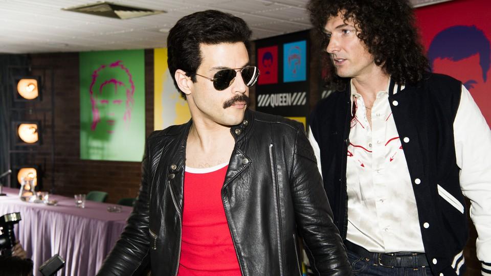Rami Malek stars as Freddie Mercury in 'Bohemian Rhapsody.'