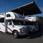 San Francisco is using RVs as temporary housing during the coronavirus outbreak.