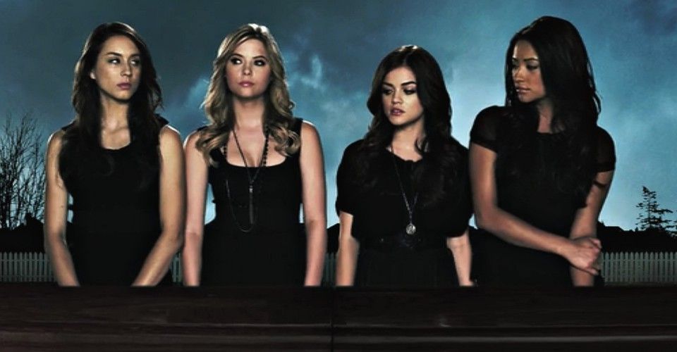 How Pretty Little Liars Redeems the Pop-Culture Mean Girl - The Atlantic