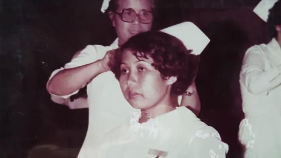 Nurse Daisy Doronila