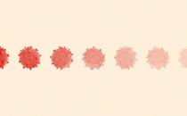 art of the coronavirus fading