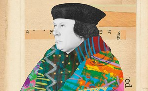 illustration of Thomas Cromwell