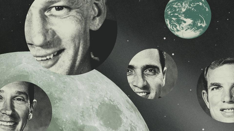 moonwalkers' faces