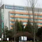 photo: EvergreenHealth Medical Center hospital in Kirkland, Washington