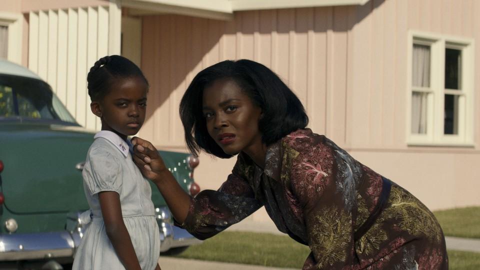 """Melody Hurd and Deborah Ayorinde in """"Them"""""""