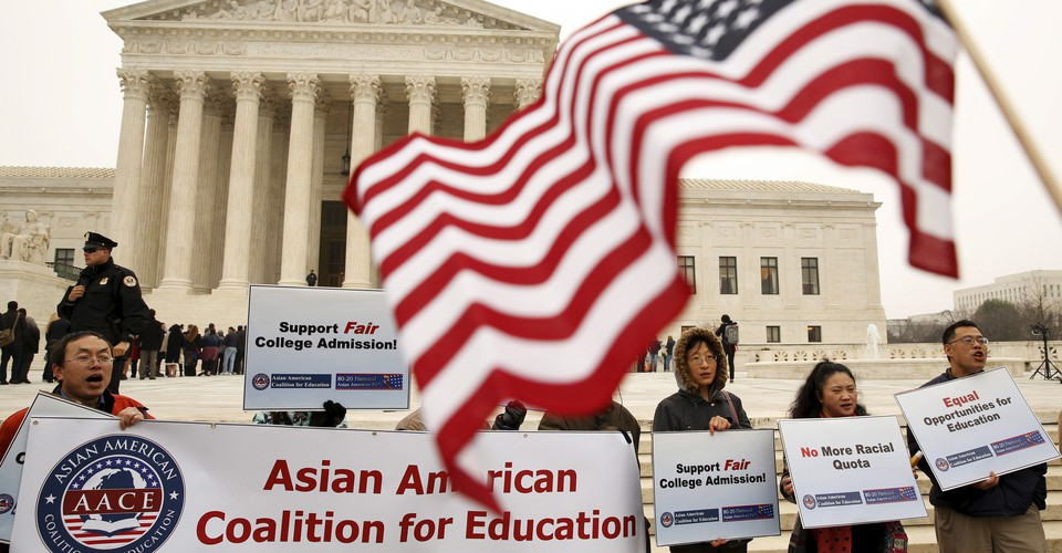 www.theatlantic.com: Asian Americans and Affirmative Action in the Post-Fisher Era