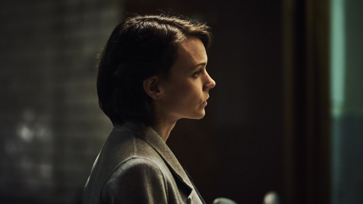 Carey Mulligan in David Hare's 'Collateral,' a co-production between Netflix and the BBC
