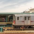 photo: NYC subway